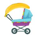 拜托了婴儿车
