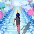 地铁少女冒险冲刺3D