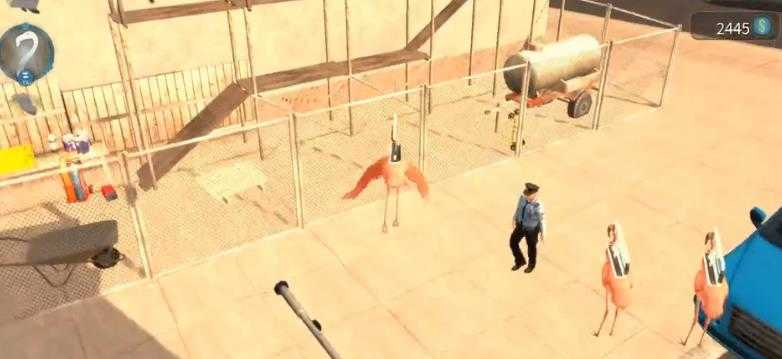 模拟山羊火烈鸟版