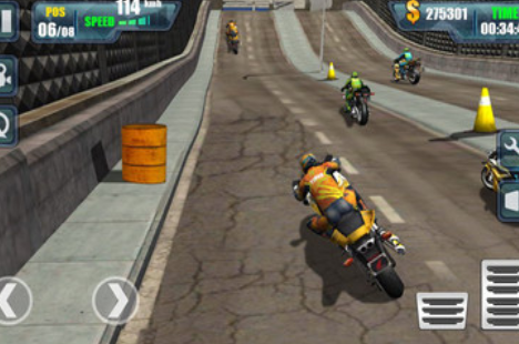 极限摩托赛车手