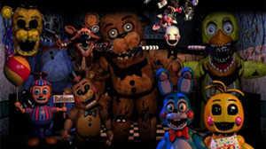 玩具熊的五夜后宫游戏专区