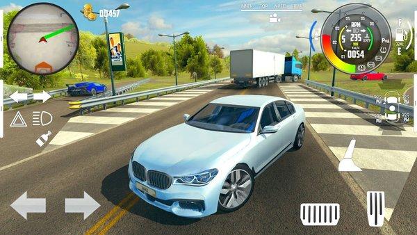 超跑驾驶3d模拟器极速漂移