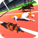 狗赛跑模拟器