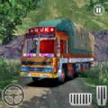 2021印度卡车货物驾驶模拟器