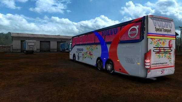 旅游交通巴士模拟器