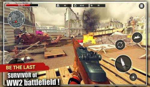 世界大战狙击刺客