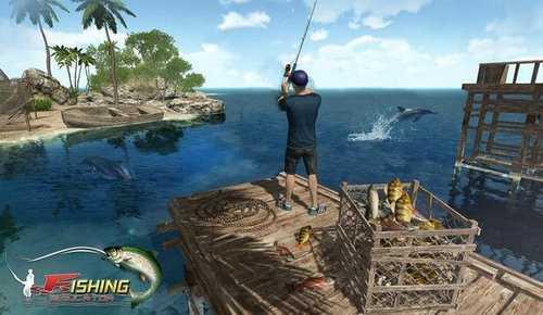 海岛钓鱼模拟器