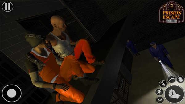 监狱暴徒逃生