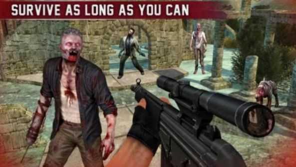 僵尸目标死亡生存
