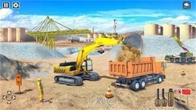 大型道路建造商游戏下载-大型道路建造商手机版下载