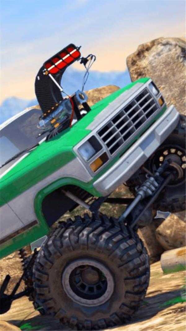 山地SUV越野模拟器