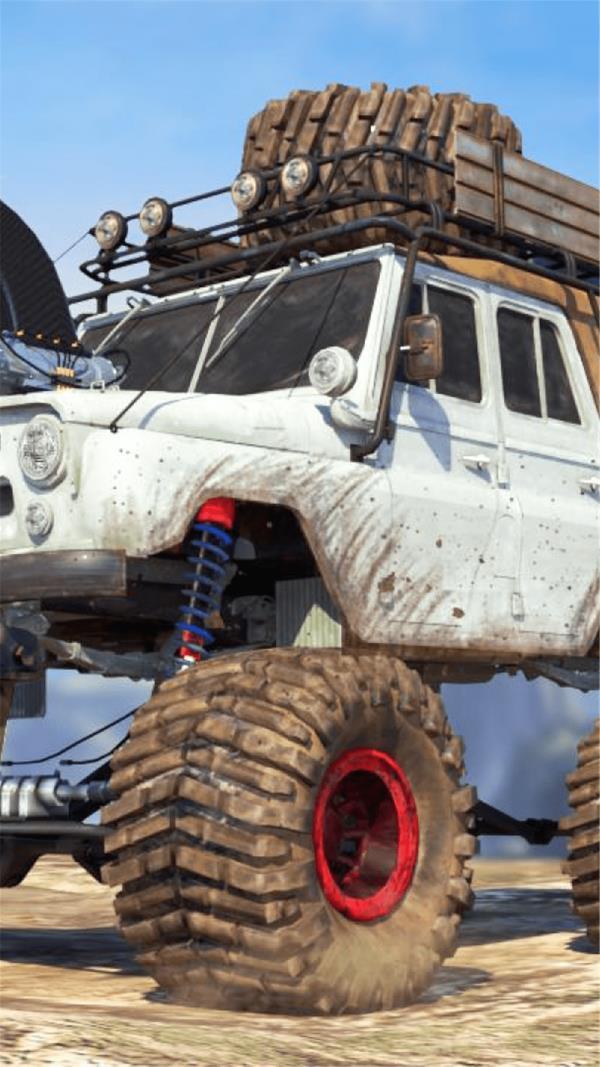 山地SUV越野模拟器游戏下载-山地SUV越野模拟器安卓版下载