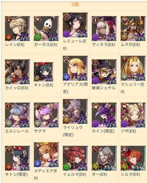 最终幻想勇气启示录幻影战争角色节奏榜:全角色强度排行一览[多图]图片3