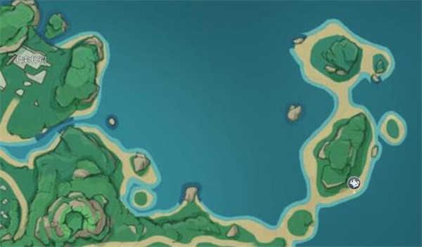 原神鹤观岛浪船锚点位置介绍