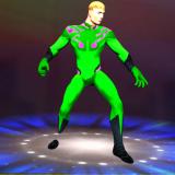超级英雄战镜